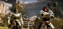 Bless Unleashed: Die Berserker-Klasse des Online-Rollenspiels wird vorgestellt