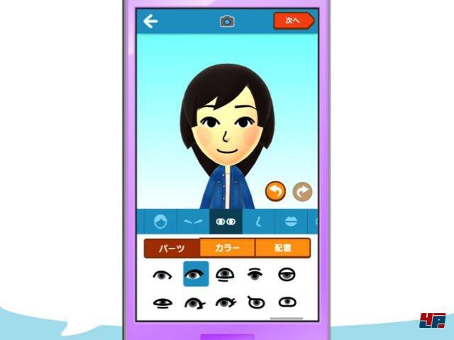 Screenshot - Miitomo (Android)