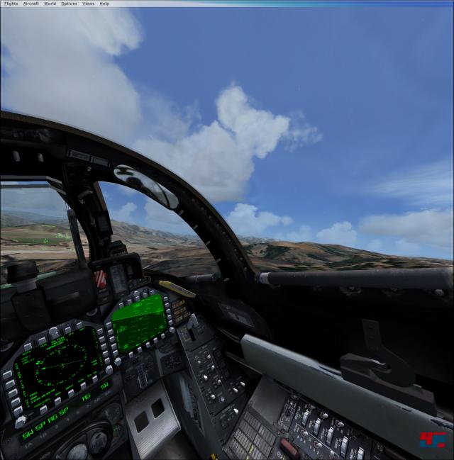Wer keinen ausgereiften HOTAS-Controller sein Eigen nennt, kann den Flight Simulator auch mit einem Gamepad steuern.