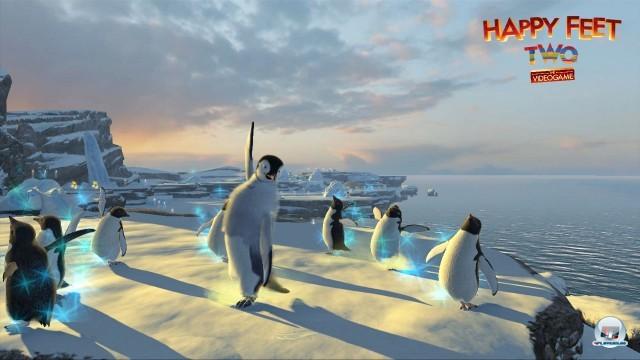 Screenshot - Happy Feet 2 - Das Videospiel (360)