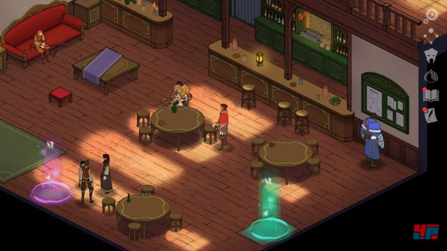 Screenshot - Masquerada: Songs and Shadows (Mac)