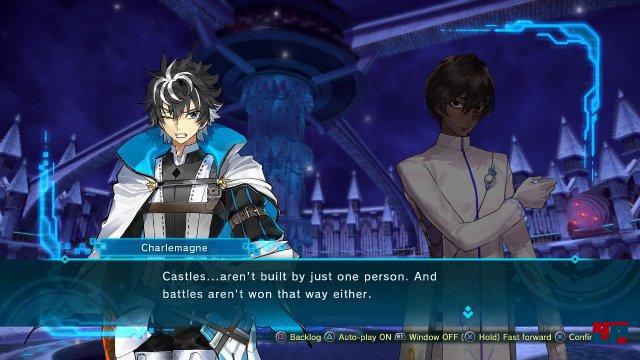 Screenshot - Fate/EXTELLA LINK (PS4)