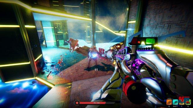 Screenshot - Hypergun (PC)