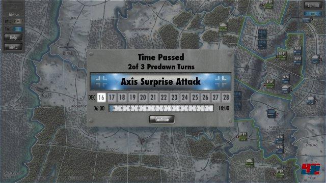 Screenshot - Battle of the Bulge (PC)