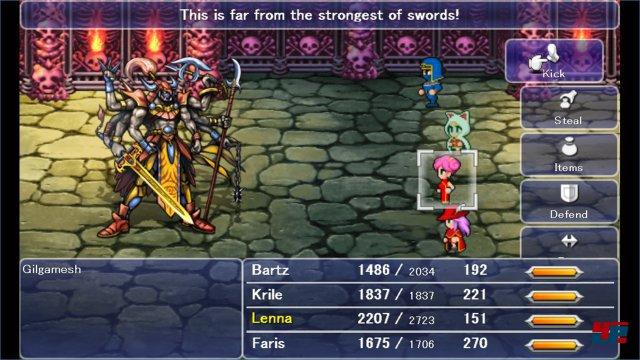 Screenshot - Final Fantasy 5 (PC)