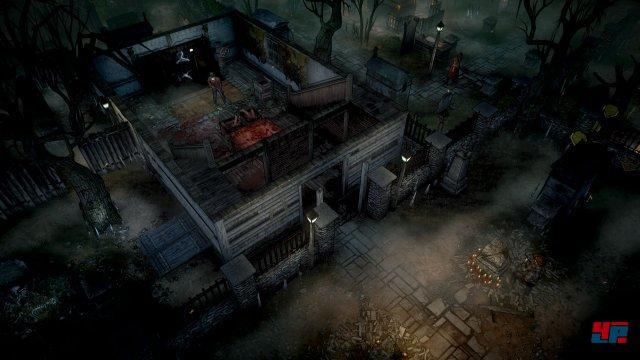 Screenshot - Hard West (Linux)