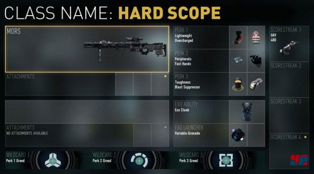 Screenshot - Call of Duty: Advanced Warfare (360)