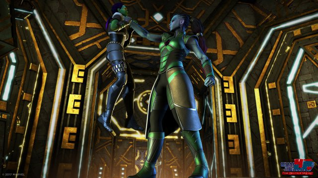 Screenshot - Marvel's Guardians of the Galaxy: The Telltale Series (Android)