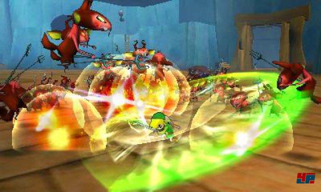 Screenshot - Hyrule Warriors Legends (3DS)