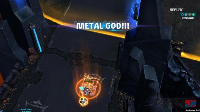 Screenshot - Heavy Metal Machines (PC)