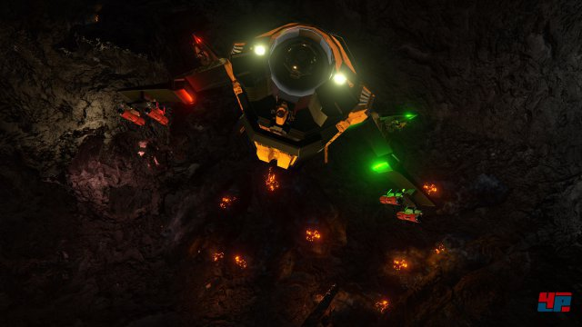 Screenshot - Descent: Underground (PC)