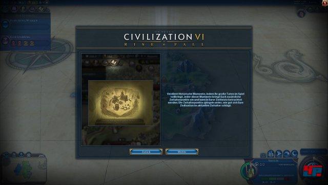 Screenshot - Civilization 6: Rise and Fall (PC)