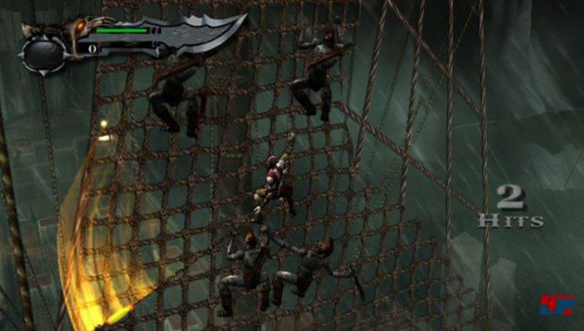 Screenshot - God of War Collection (PS_Vita)