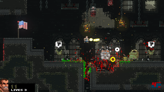 Screenshot - Broforce (PC)