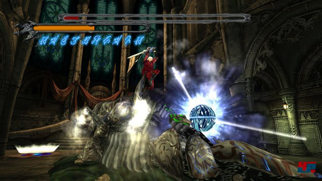 Screenshot - Devil May Cry: HD Collection (PC)