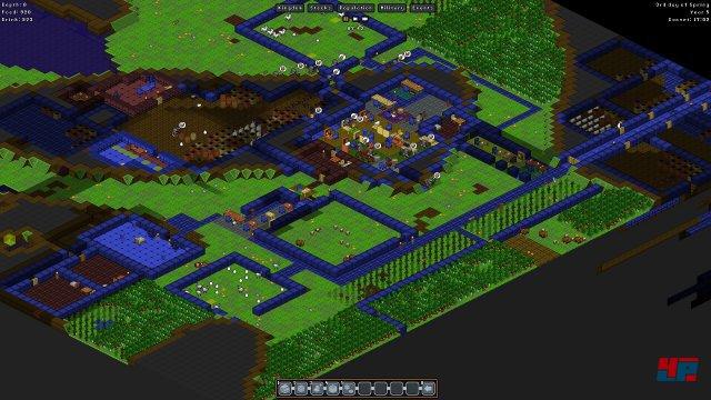 Screenshot - Gnomoria (Linux)