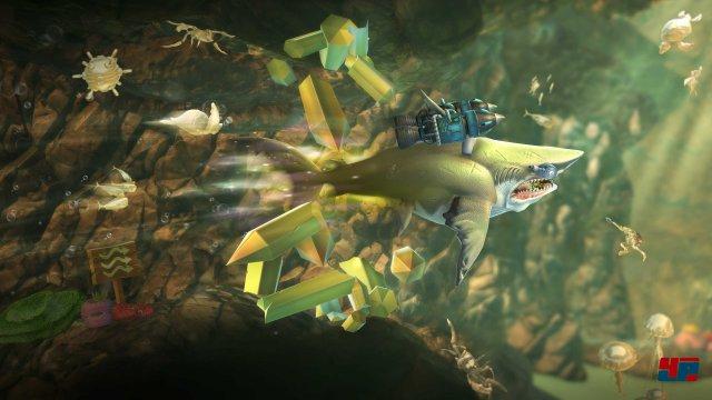 Screenshot - Hungry Shark World (PS4)