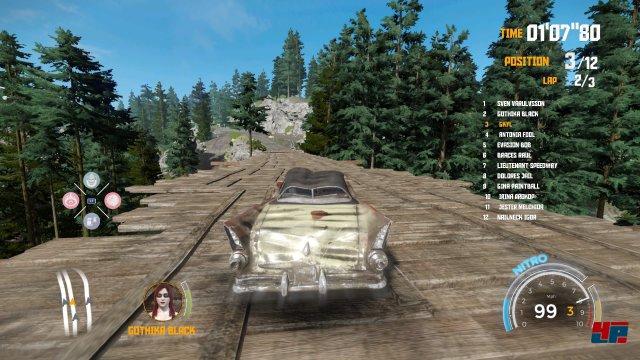 Screenshot - FlatOut 4: Total Insanity (PS4)