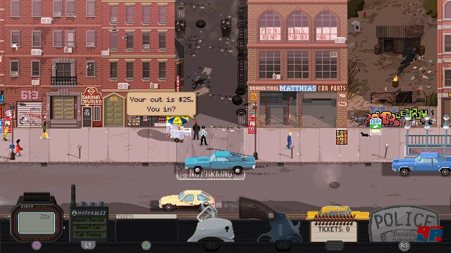 Screenshot - Beat Cop (PS4)