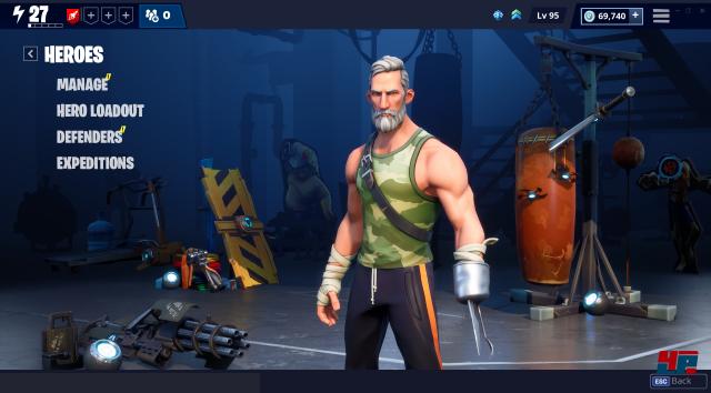 Screenshot - Fortnite (PC)