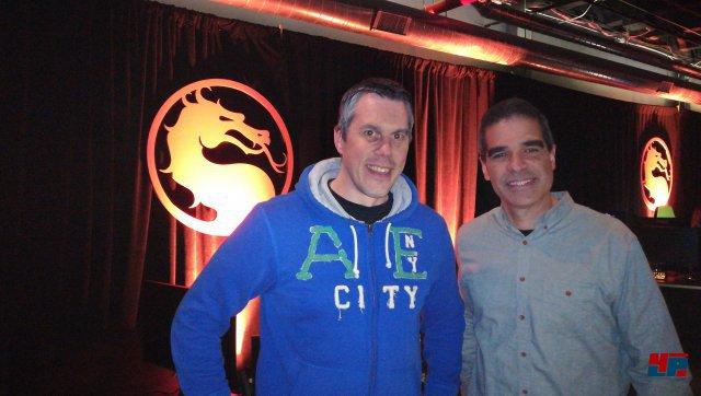 Wir waren bei NetherRealm in Chicago und haben mit Creative Director Ed Boon geplaudert.