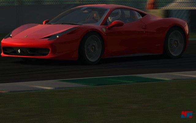 Es gibt zwar nicht so viele Wagen wie in Gran Turismo & Co, aber alle wurden aufwändig modelliert und zeichnen sich durch individuelle Fahreigenschaften aus.