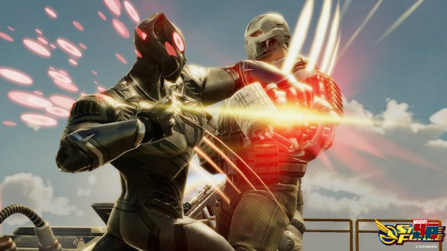 Screenshot - Marvel Strike Force (Android)