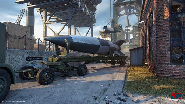 Screenshot - Call of Duty: WW2 (PC)