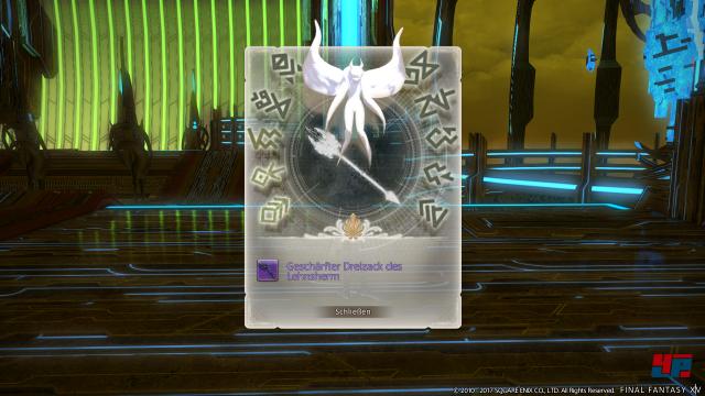 Screenshot - Final Fantasy 14 Online: Heavensward (PC)