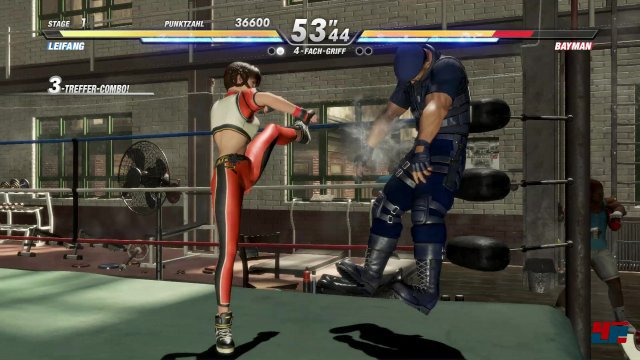 Screenshot - Dead or Alive 6 (PlayStation4Pro) 92583485