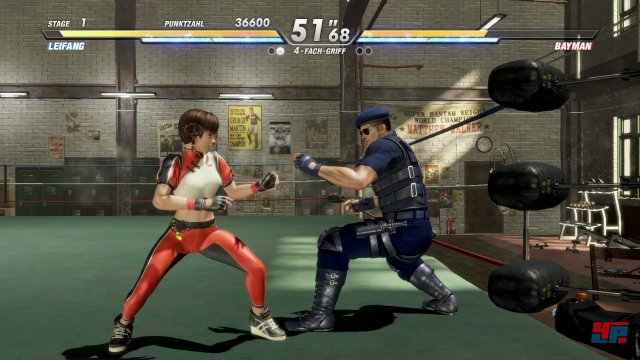 Screenshot - Dead or Alive 6 (PlayStation4Pro) 92583488