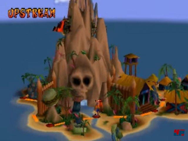 Screenshot - Crash Bandicoot (Klassiker) (PS)