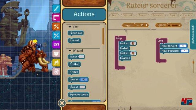 Screenshot - MagiCats Builder (Mac)