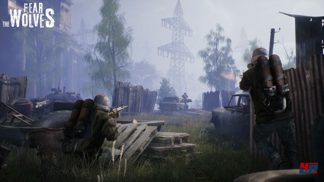 Screenshot - Fear the Wolves (PC)