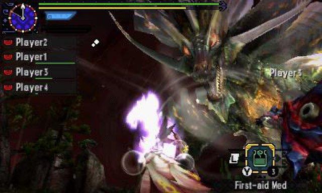 Screenshot - Monster Hunter Generations (3DS)
