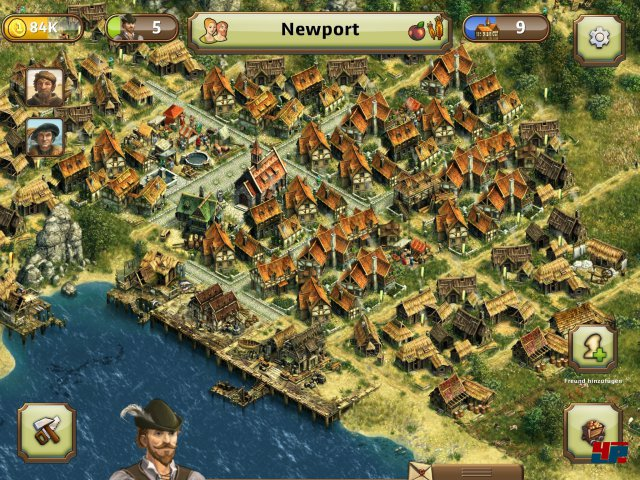 Screenshot - Anno Online (iPad)