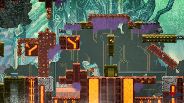 Screenshot - Giga Wrecker (PC)