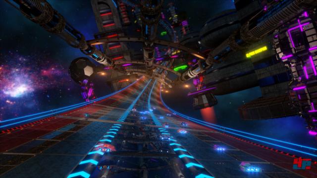 Screenshot - Extreme Gravity Rage (PC)