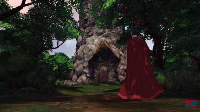 Screenshot - King's Quest - Kapitel 3: Im Turm erobert (360)