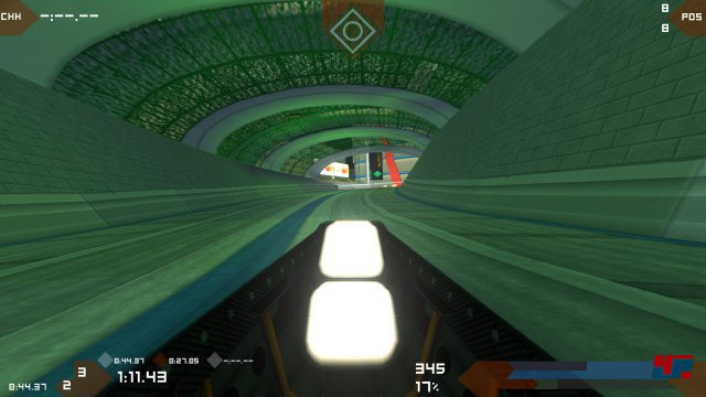 Screenshot - BallisticNG (PC)