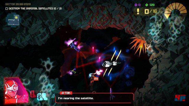 Screenshot - Galak-Z: The Dimensional (Switch)