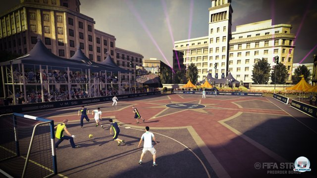 Screenshot - FIFA Street 3 (PlayStation3)
