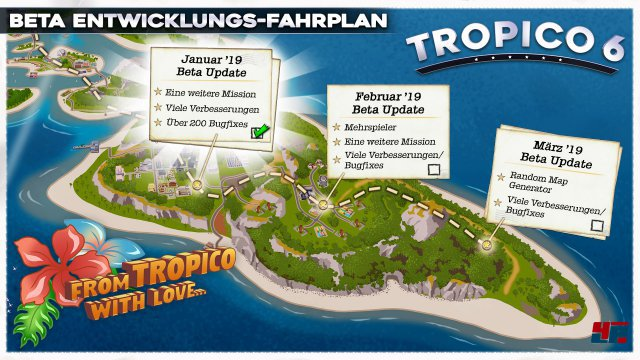 Screenshot - Tropico 6 (Linux)