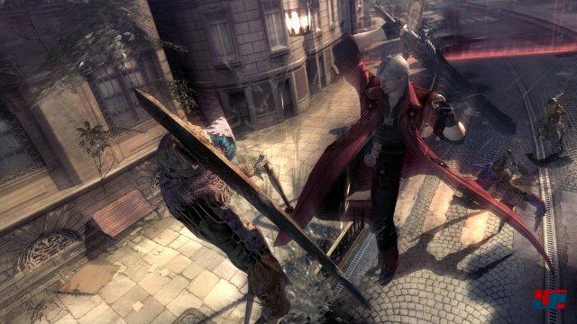 Screenshot - Devil May Cry 4 (PlayStation4)