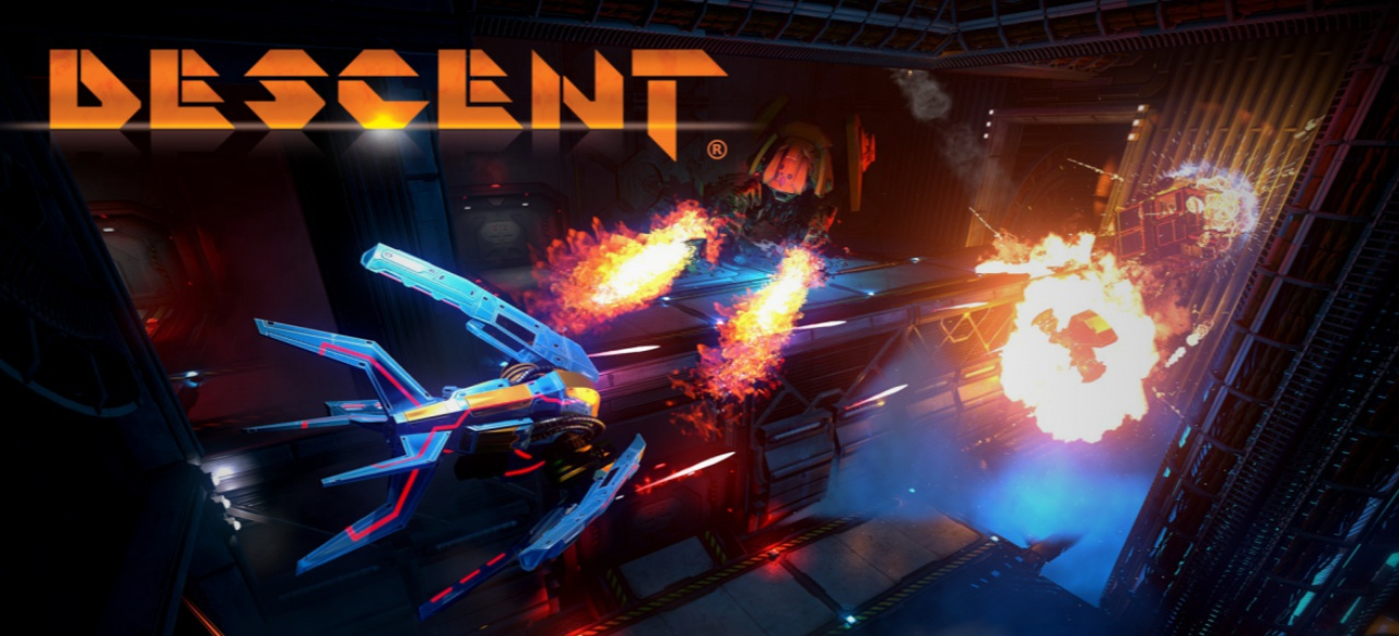 Descent (Shooter) von Little Orbit