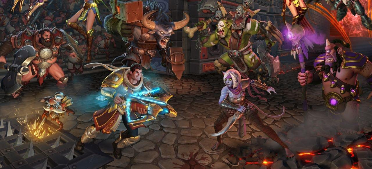 Orcs Must Die! Unchained (Strategie) von Gameforge