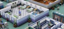 """Two Point Hospital: Kostenloses Probe-Wochenende und Half-Life-Gastkrankheit """"Headcrabbedness"""""""