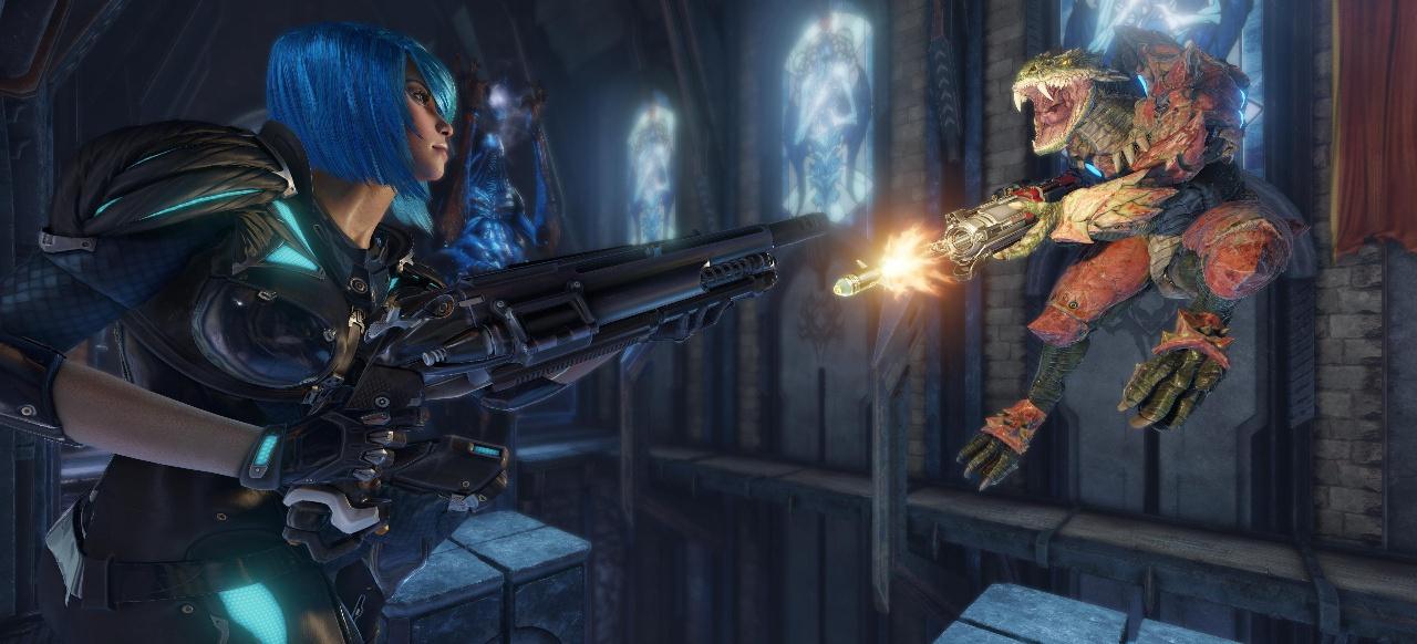 Quake Champions (Shooter) von Bethesda Softworks