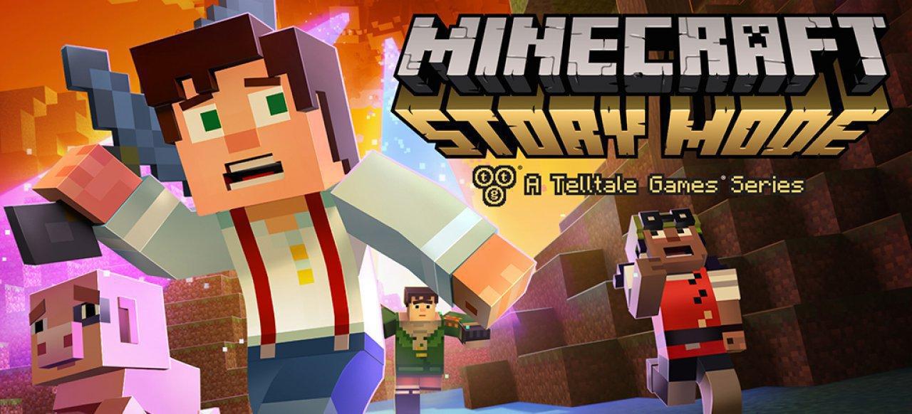 Minecraft: Story Mode - Episode 6: A Portal to Mystery (Adventure) von Telltale Games