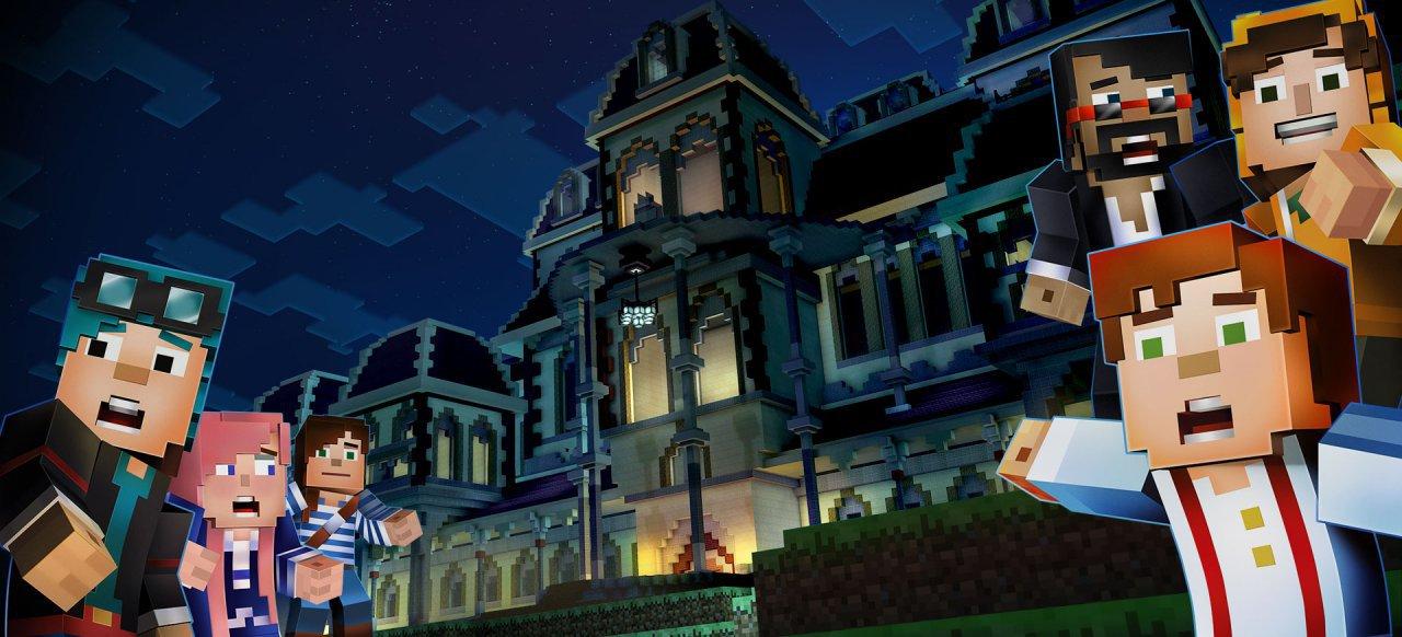Minecraft: Story Mode - Episode 7: Access Denied (Adventure) von Telltale Games